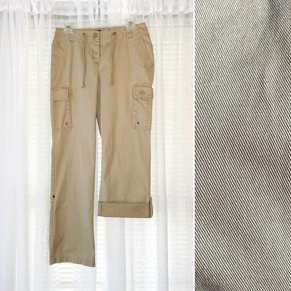Nike ACG Outdoors Cargo Hiking Pants Khaki